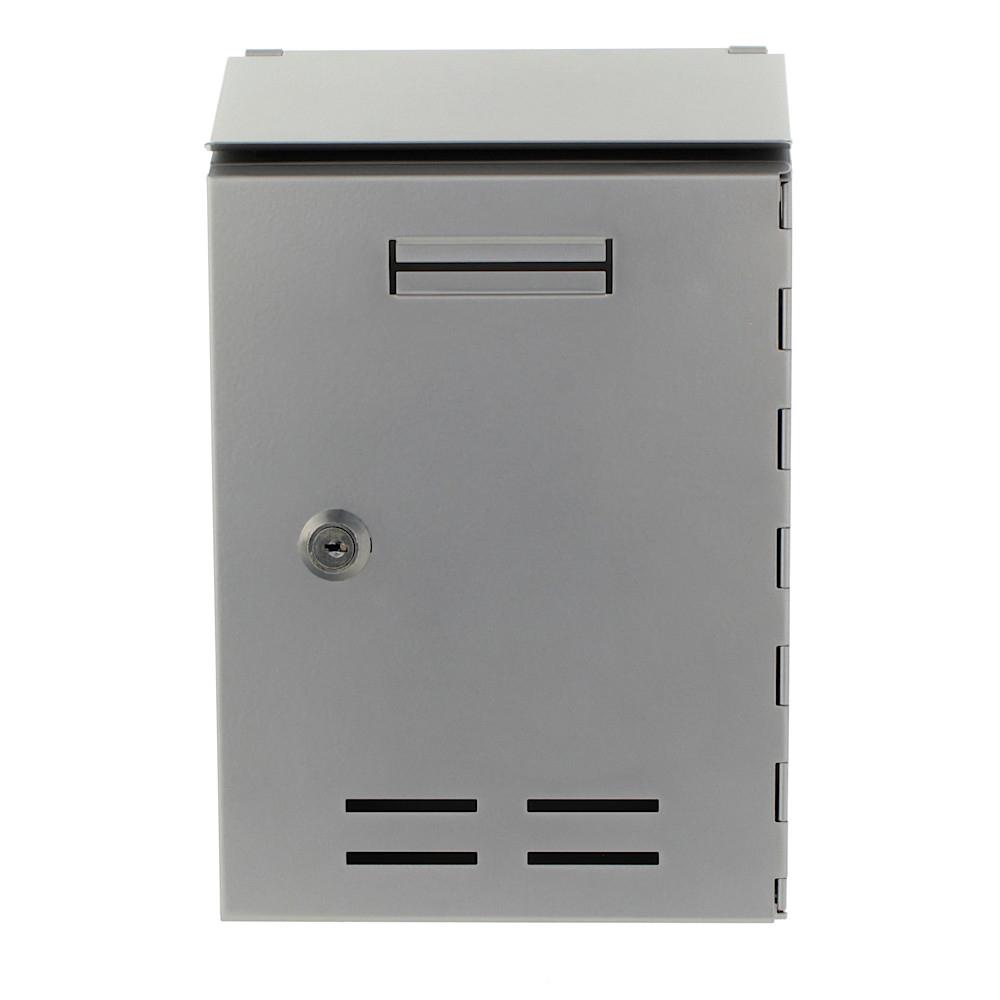 Profirst Mail PM 500 Briefkasten Silber