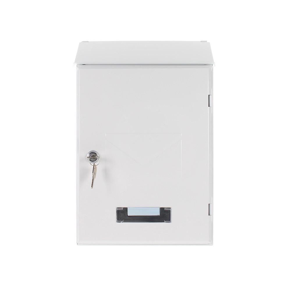 Profirst Mail PM 560 Briefkasten Weiß