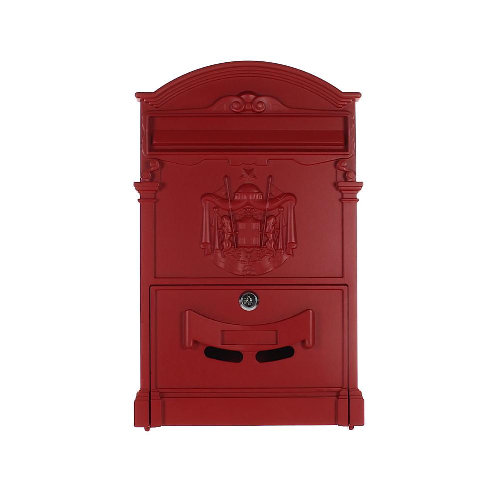 Profirst Mail PM 700 Briefkasten Rot