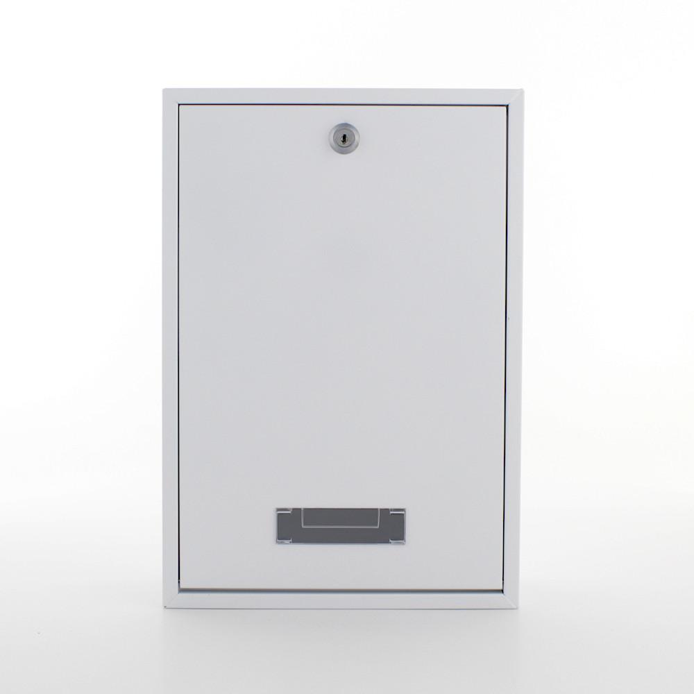 Rottner Briefkasten Indoor weiß