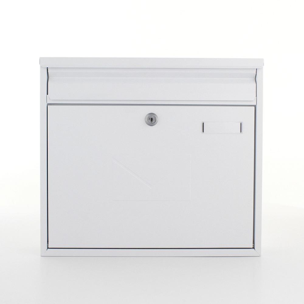 Rottner Briefkasten Teramo Weiß