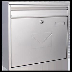 Stahl Briefkasten