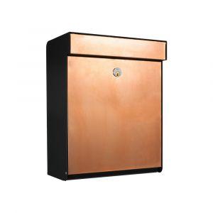 Allux Kupferbriefkasten Grundform