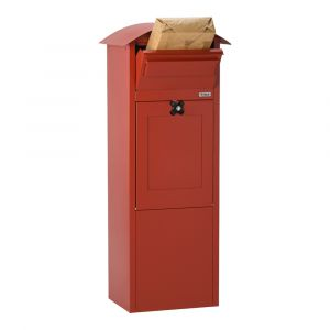 Flexbox Paketbriefkasten Lovisa 9901 Rot